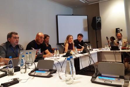 Бастунец о работе Совещания ОБСЕ: Представители России говорили только о нарушениях прав журналистов в Украине и в Западной Европе
