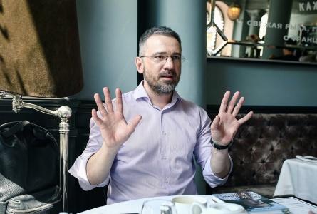 «Я сильно поседел из-за истории с «Выбором»: Интервью с тележурналистом Сергеем Дорофеевым