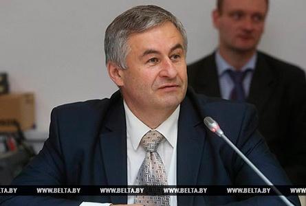 У Беларусі новы міністр інфармацыі