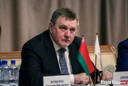Генадзь Давыдзька ўзначаліў «Белую Русь»