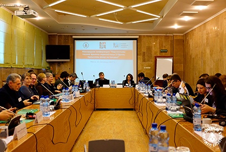 BAJ - IFJ Conference: Belarus Is One of the Most Hostile Media Environments