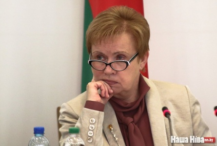 Yarmoshyna to Ban Bloggers and Regional Media from the Parliamentary Elections Press Center