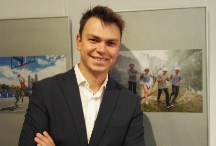 Гродна адкрылася выстава рэпарцёрскага фота Яна Хведчына