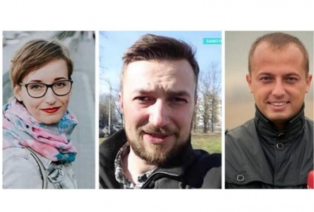 Journalists of Current Time TV detained in Minsk