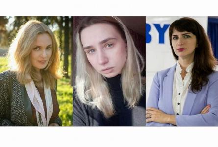 Три журналистки — за решеткой по уголовным статьям. Требуем их немедленного освобождения!