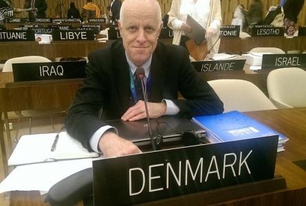 Президент ЕФЖ выступил в поддержку белорусских коллег на уровне ЮНЕСКО