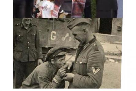 Баранавіцкая раёнка параўнала Святлану Ціханоўскую з нямецкімі акупантамі СКРЫНШОТ