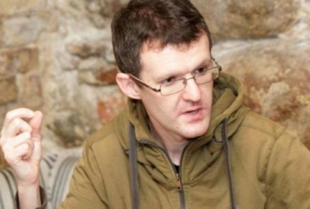 Journalist Dzianis Ivashyn detained in Hrodna. Police search his home