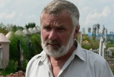 Hazeta Slonimskaya reporter in Masty Yazep Palubiatka does not return from questioning His apartment is searched