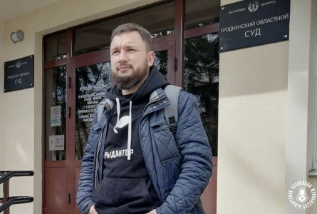 Hrodna.life editor released before trial