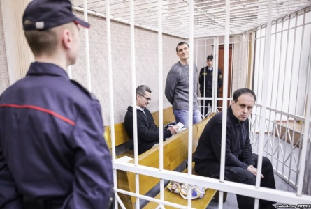 'Belarusophobes' case': Verdict to be passed soon