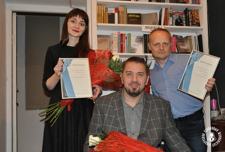 Belarus Human Rights Award Laureates Honored on the Eve of December 10
