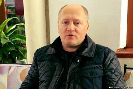 Belarusian KGB Says It's Holding Ukrainian Journalist, Claims He's A Spy