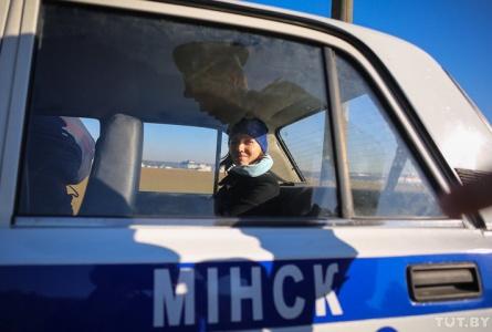 Journalist Volha Czajczyc arrested for doing her job