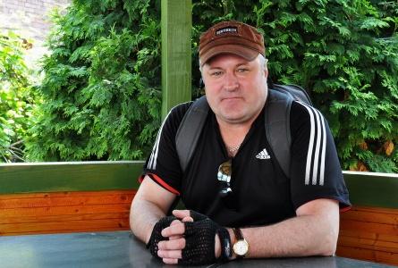 Правозащитник, член ОО «БАЖ» из Гомеля Леонид Судаленко награжден престижной французской премией