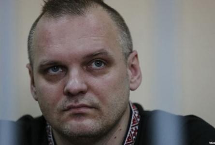 Журналіст Галко, якога судзяць за гвалт над міліцыянтам, заявіў у судзе пра катаваньні