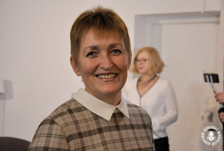 The 'Radio Liberty' Journalist Halina Abakunchyk Received a Human Rights Defenders' Award – 2017 PHOTO REPORT