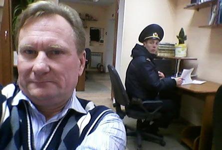 Police Officer Visited 'Gazeta Slonimskaya' Editorial after a Publication about Hazing
