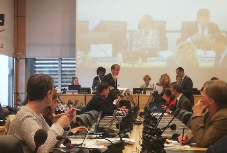 Belarus defies UN Human Rights Committee in Geneva report